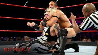 Neville punishes Enzo Amore WWE No Mercy 2017 WWE Network Exclusive