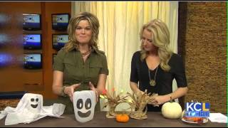 Fast Cheap Easy Free Halloween Decorations