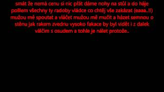 Fosco Alma - 5 minut (ft. Sharlota) - lyrics