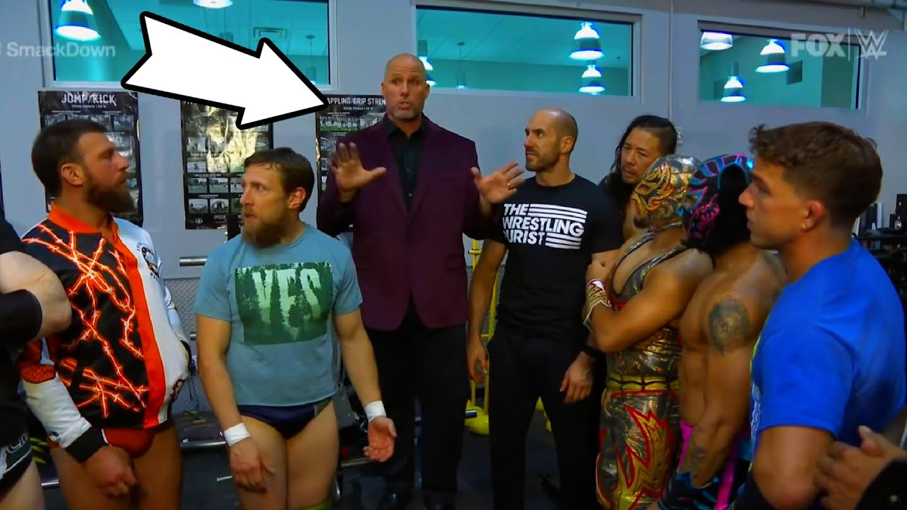 Everyone in WWE Who is Confirmed to Have COVID-19