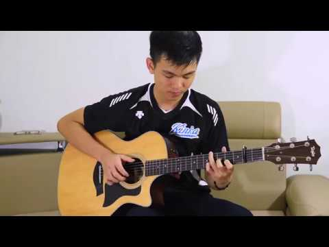 (Maroon 5) Payphone - Phuc Nguyen (Fingerstyle guitar cover)