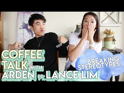 Breaking Stereotypes - Coffee Talk with Arden ft Lance Lim
