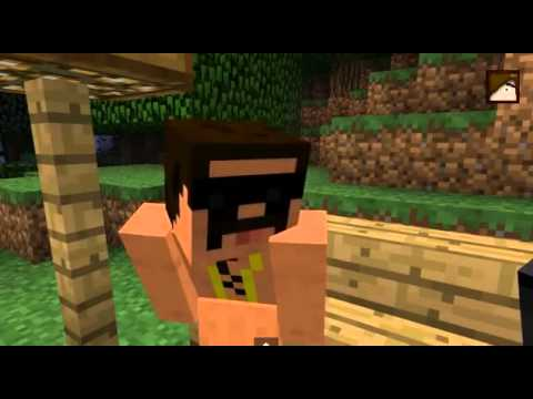 Видео прикол: Minecraft приколы серия 8