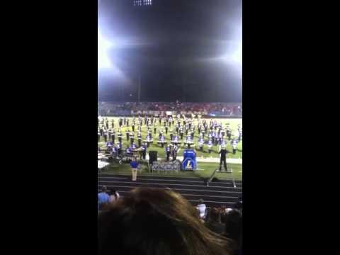 Lakeside Band Halftime