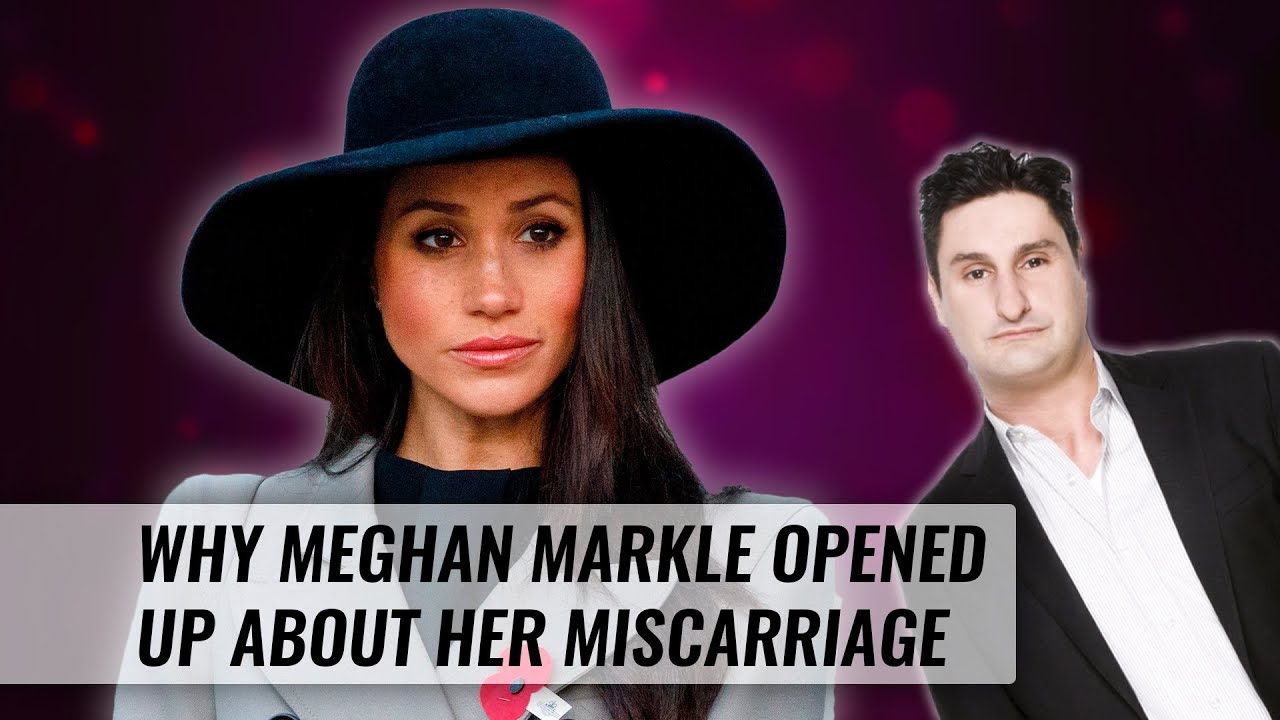 Why Meghan Markle Opened Up About Her Miscarriage | Naughty But Nice