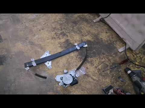Не работает стеклоподъёмник Lacetti, подробная инструкция как исправить