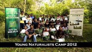 Young Naturalists Camp video