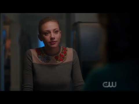 Riverdale 2x17 Betty Wants A Serpent Tattoo Youtube