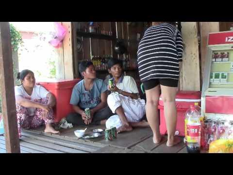Mute Talking Khmer in Cambodia
