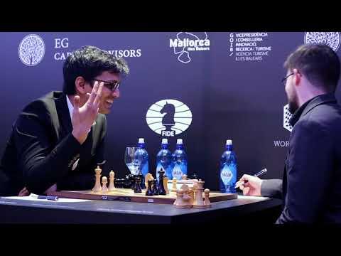 FIDE World Chess Palma Grand Prix Round 6 REVIEW