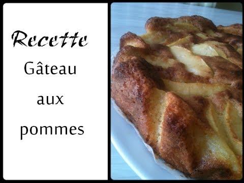 recette-:-gâteau-aux-pommes