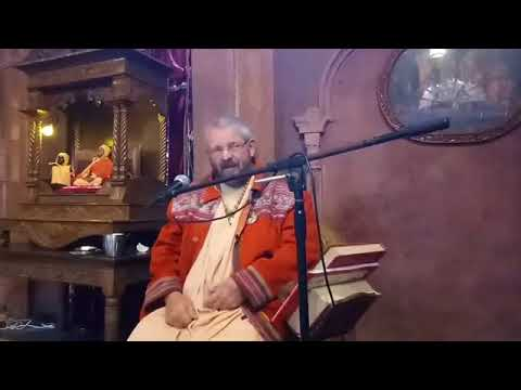 My concern is the overall upliftment of the consciousness (Srila BA Paramadvaiti Maharaj)