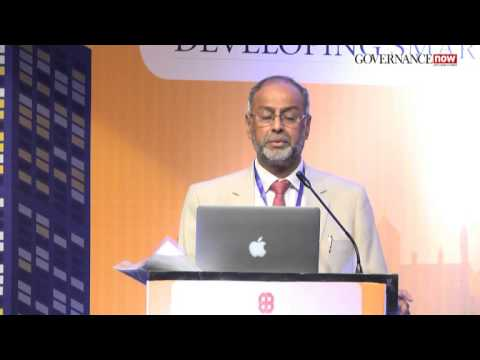 Dr Sudhir Krishna, Former Secretary, Ministry of Urban Development, Govt of India