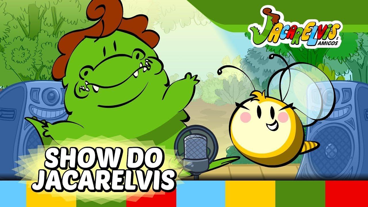 ♫ ♪ Jacarelvis e Amigos   Show do Jacarelvis (DVD Infantil Jacarelvis e Amigos Vol. 1)