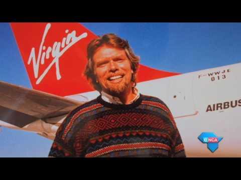 Maggs On Media    Virgin Atlantic Special – Sir Richard  Branson