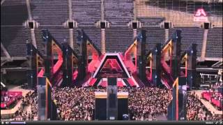 Pegboard Nerds play new  Krewella song (Louder than bombs) at Spring Awakening 2015