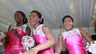 Best Bridal Party Dance off