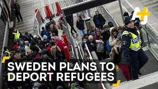 Sweden Could Deport More Than 80,000 Refugees And Migrants