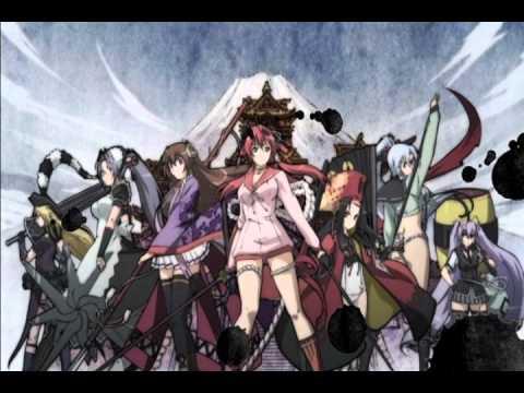 Hyakka Ryouran: Samurai Girls OST - Daitoubatsu