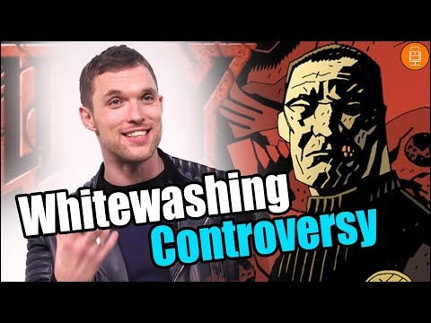 Ed Skrein leaves HELLBOY after Whitewashing Controversy
