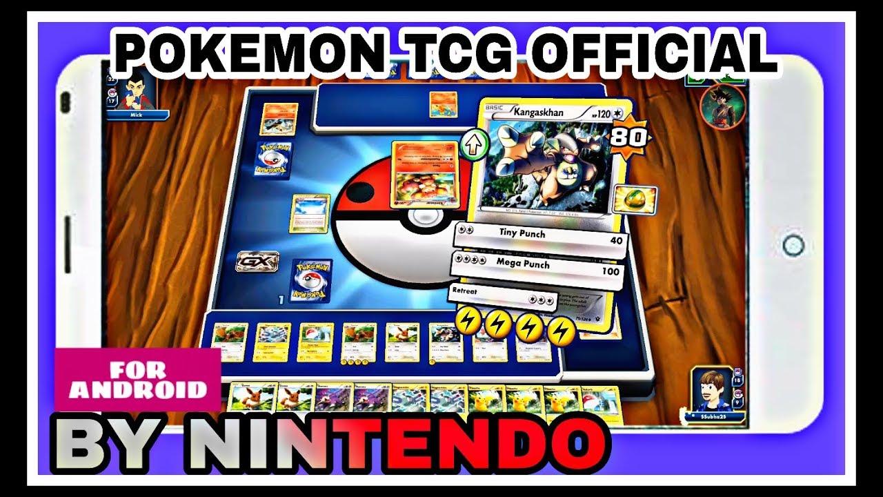 download pokemon tcg mod apk android