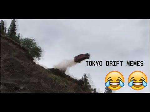 TOKYO DRIFT MEMES😂😂