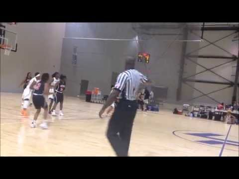 Pistols East 2017 vs MS Sixers - AAU Nationals 11th Grade - July 6, 2016