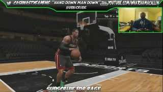 Nba Live 14 NEW Shoot Around Mode After Update Live FaceCam Lebron James|Xbox One