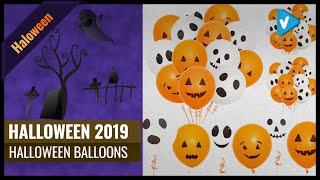 Halloween Balloons Decorations