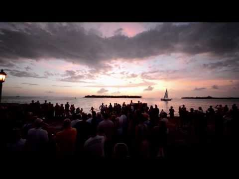 Mallory Square Key West Sunset Celebration- Official Video