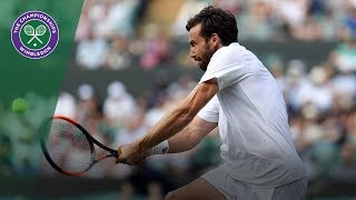 Ernests Gulbis vs Alexander Zverev 3R Highlights | Wimbledon 2018