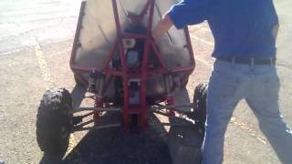 Cutting brakes vs limited slip differential