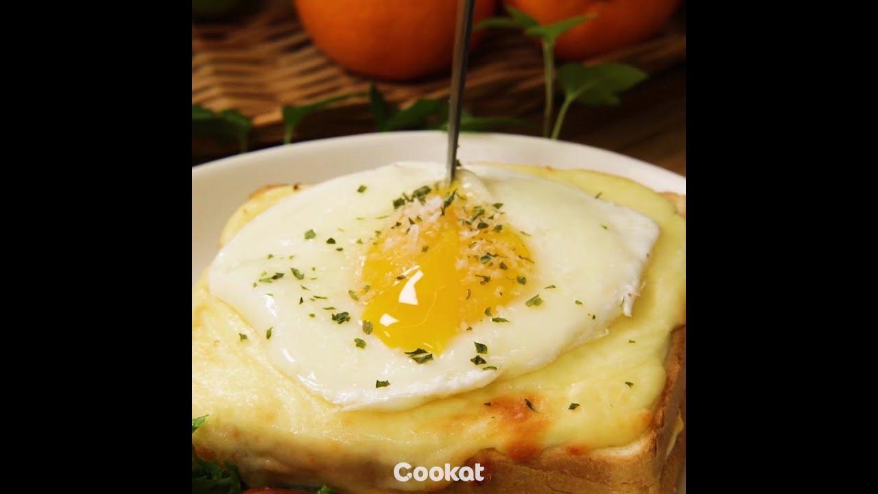 [Cookat Việt Nam] Bánh Mì Sandwich Kiểu Pháp