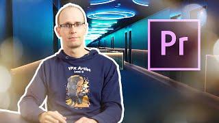 Adobe Premiere Pro f๐r Absolute Beginners