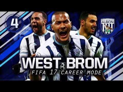 FIFA 17 Career Mode | Mbappé Can't Be Stopped! | West Brom Episode 4