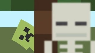 Free 2D Intro #59 | Minecraft Sony Vegas Template
