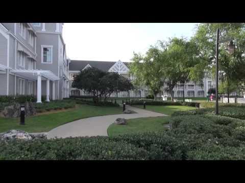 Disneys Yacht Club Resort 2014 Tour and Overview, Walt Disney World HD