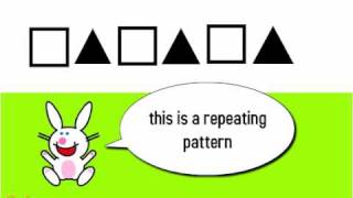 Repeating Patterns Using Shapes