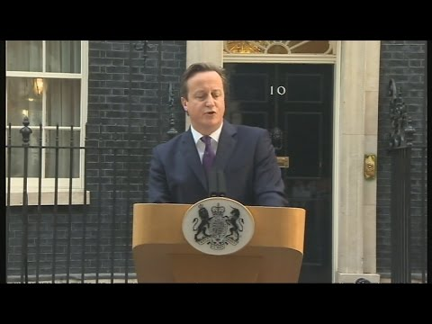 David Cameron's speech on the Scottish referendum result | Channel 4 News
