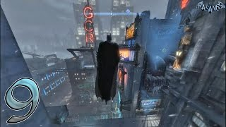 Batman - Arkham Origins [PC] walkthrough part 9