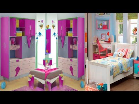 غرف نوم بنات و اولاد صغار و كبار ألوان و بيضاء و ديكورات مميزة