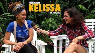 Kelissa - Interview in Kingston, Jamaica [2018]