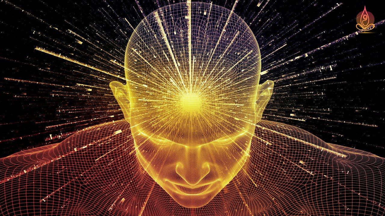 Despertar Tu Mente Superior • Limpiar el Aura de Energías Negativas •  Activar el Tercer Ojo - YouTube