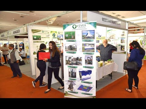 Envirotec Energie 2017 Tunis  Vivex Engineering