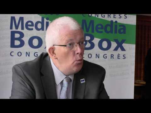 Mediabox interview with Mr.Stewart DICKSON (UK, R/ILDG)