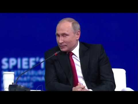 Thumbnail: Putin reacts to Trump's withdrawal from the Paris climate agreement