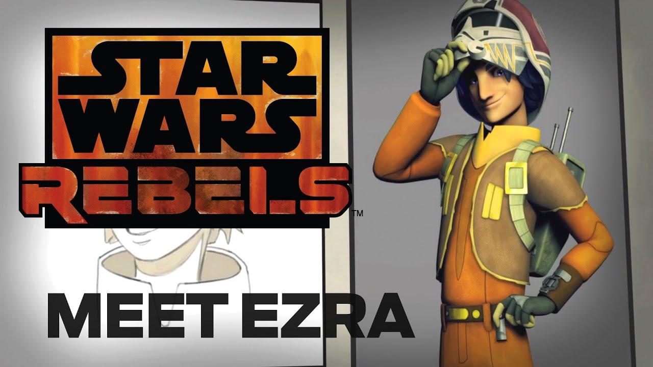 Meet Ezra, the Street-Smart Hero | Star Wars Rebels