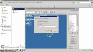 Joe Hackman demonstrates the BGinfo Sysinternals Utility