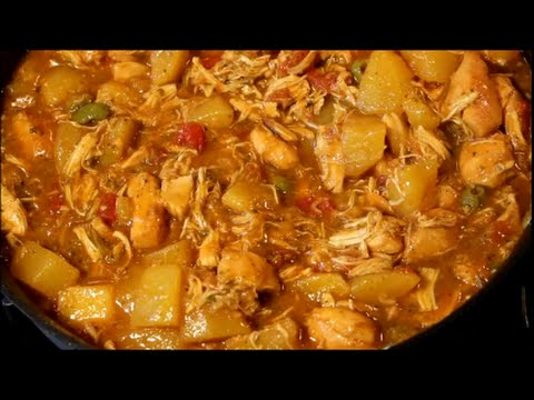 Chicken how to make puerto rican stewed chicken recipe pollo chicken how to make puerto rican stewed chicken recipe pollo guisado episode 048 simple sunday afternoons forumfinder Image collections