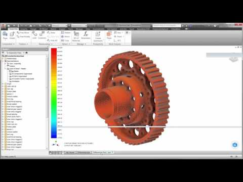Nastran In CAD